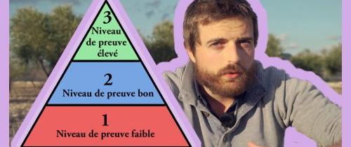 Les niveaux de preuve sur Homo Fabulus