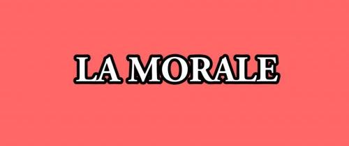 La morale, une histoire de coût d'opportunité ? – morale 5