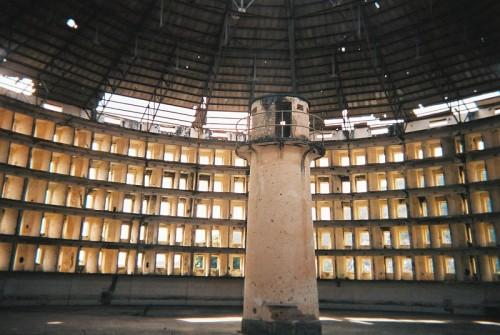prison presidio modelo interieur