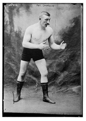 pat connely vieux boxer