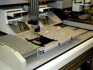 machine-proteomique