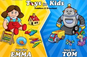 jouets pour garcon et jouets pour filles