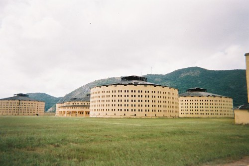 prison Presidio Modelo 1