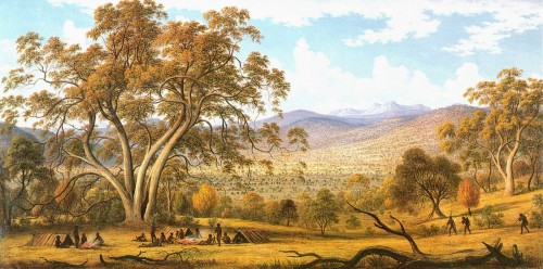 John Glover, Mills Plains
